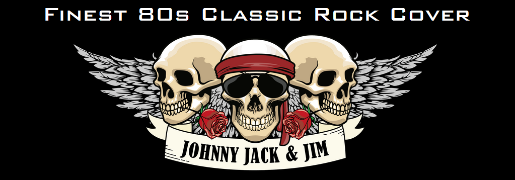 Johnny Jack & Jim - Logo